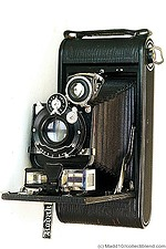 Kodak Eastman: Autographic Special No.1A camera
