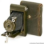 Kodak Eastman: Boy Scout (Vest Pocket, olive) camera