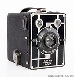 Kodak Eastman: Brownie 620 camera