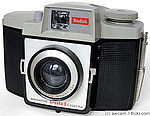 Kodak Eastman: Brownie Cresta 3 camera