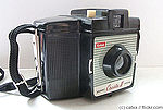 Kodak Eastman: Brownie Cresta II camera