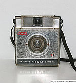 Kodak Eastman: Brownie Fiesta camera