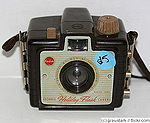Kodak Eastman: Brownie Holiday Flash camera