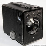 Kodak Eastman: Brownie Junior 620 camera