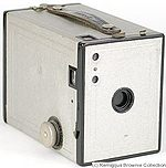 Kodak Eastman: Brownie No.2 (Silver Jubilee) (UK) camera