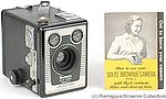 Kodak Eastman: Brownie Six-20 Camera Model E camera