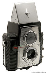 Kodak Eastman: Brownie Starflex camera