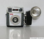 Kodak Eastman: Brownie Starmatic II camera