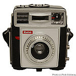 Kodak Eastman: Brownie Starmatic camera