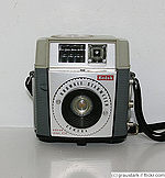 Kodak Eastman: Brownie Starmeter camera