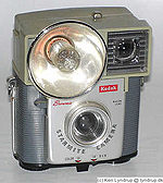 Kodak Eastman: Brownie Starmite camera