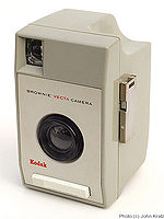 Kodak Eastman: Brownie Vecta camera