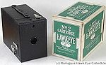 Kodak Eastman: Cartridge Hawk-Eye No.2 Model C camera