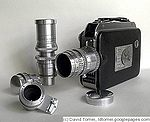 Kodak Eastman: Cine Magazine 8 camera
