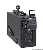 Kodak Eastman: Cine model B camera