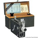 Kodak Eastman: Cine model K camera