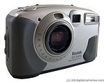 Kodak Eastman: DC3400 camera
