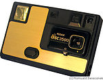 Kodak Eastman: Disc 3500 camera