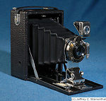 Kodak Eastman: Film Premo No.1 camera
