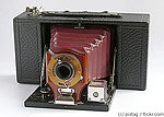 Kodak Eastman: Folding Brownie No.2A camera