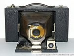 Kodak Eastman: Folding Brownie No.3 camera