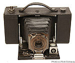 Kodak Eastman: Folding Brownie Pocket No.2 camera