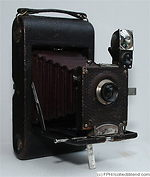Kodak Eastman: Folding Pocket No.3 Mod A camera
