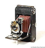 Kodak Eastman: Folding Pocket No.3 Mod C3 camera