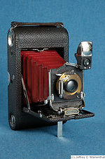 Kodak Eastman: Folding Pocket No.3 Mod E2 camera