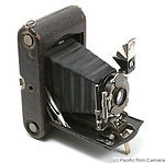 Kodak Eastman: Folding Pocket No.3 Mod H camera