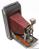 Kodak Eastman: Folding Pocket No.3A Mod B camera