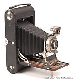 Kodak Eastman: Folding Pocket No.3A Mod B2 camera