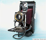 Kodak Eastman: Folding Pocket No.3A Mod B4 camera