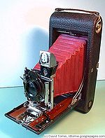 Kodak Eastman: Folding Pocket No.3A camera