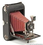 Kodak Eastman: Folding Pocket No.4 Mod A camera