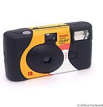 Kodak Eastman: FunSaver Pocket camera