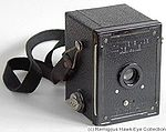 Kodak Eastman: Hawk-Eye Ace Deluxe camera