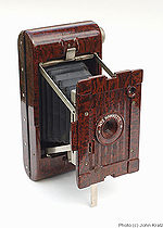Kodak Eastman: Hawkette No.2 camera