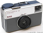 Kodak Eastman: Instamatic 32 camera