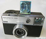 Kodak Eastman: Instamatic 333 camera