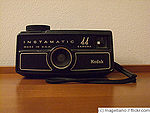 Kodak Eastman: Instamatic 44 camera