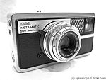 Kodak Eastman: Instamatic 500 camera