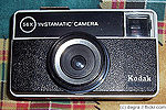 Kodak Eastman: Instamatic 56X camera