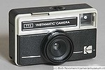 Kodak Eastman: Instamatic 77X camera