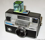 Kodak Eastman: Instamatic 804 camera