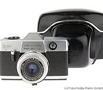 Kodak Eastman: Instamatic Reflex (062) chrome camera