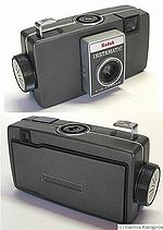 Kodak Eastman: Instamatic S-10 camera