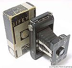 Kodak Eastman: Jiffy Kodak Six-20 camera