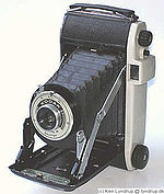 Kodak Eastman: Kodak Junior I camera