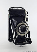 Kodak Eastman: Kodak Junior II camera